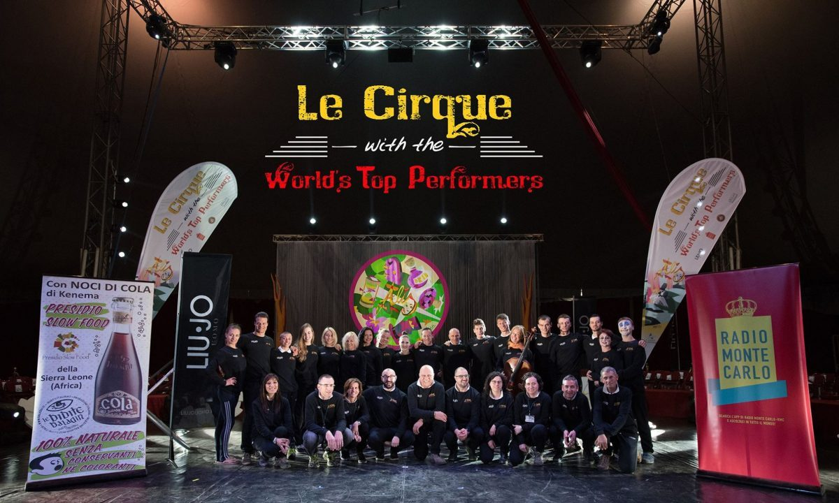 Team ALIS - Le Cirque with the World's Top Performers