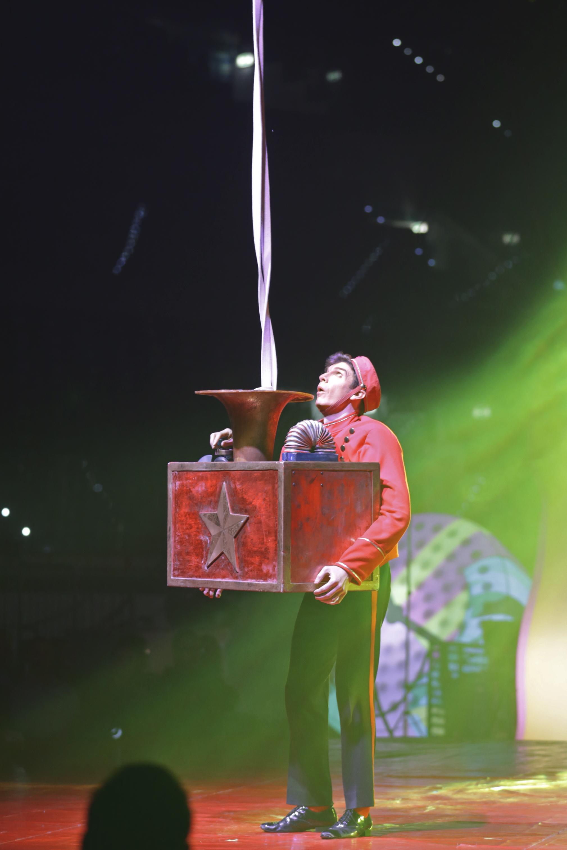 Magic Box Straps Transition